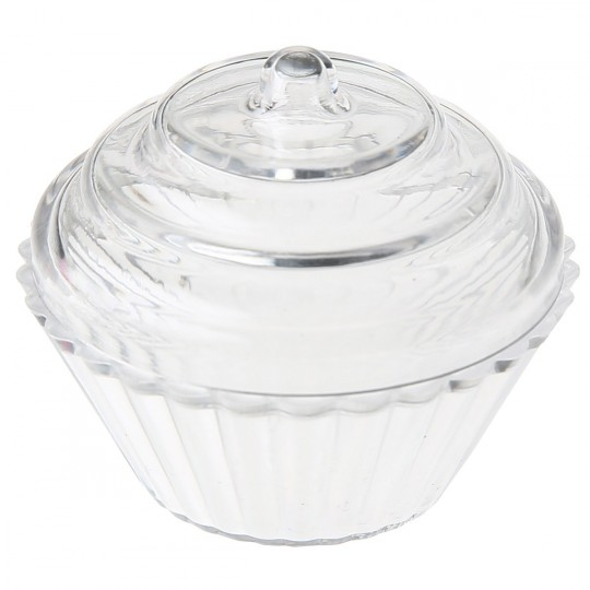 Boites à dragées Cupcake x 4
