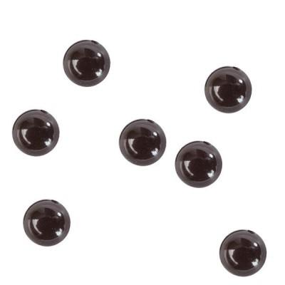Perles de pluie noire