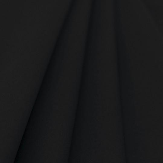 Nappe noire ronde jetable