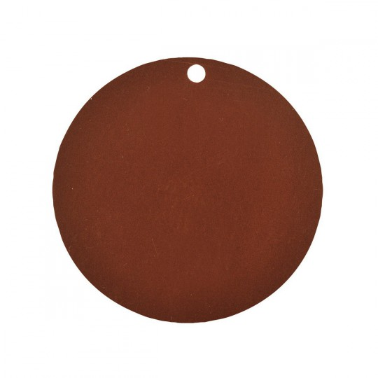 Marque place rond chocolat.