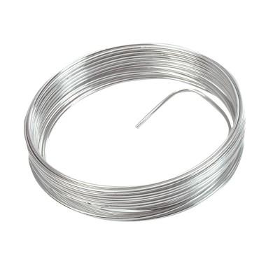 Fil aluminium argent 2mm x 5m