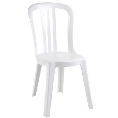 Chaise Miami blanche
