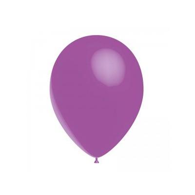 Ballon lavande 28 cm sachet de 12