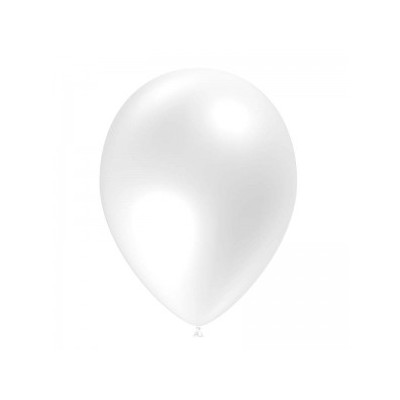 Ballon transparent 28 cm sachet de 12