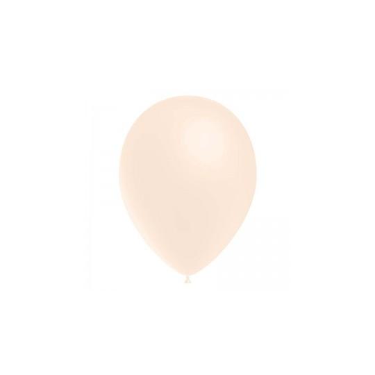 Ballon ivoire 28 cm sachet de 12
