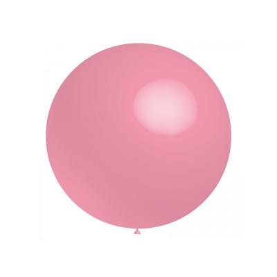 Ballon rose 40 cm ou 60 cm vendu à l'unité