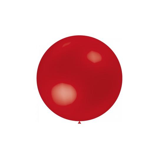Ballon bordeaux 40 cm ou 60 cm vendu à l'unité