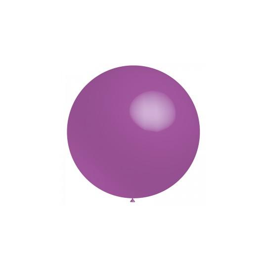 Ballon lavande 40 cm ou 60 cm vendu à l'unité