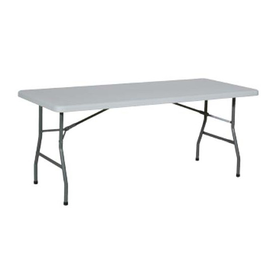 Table rectangle 6 personnes.