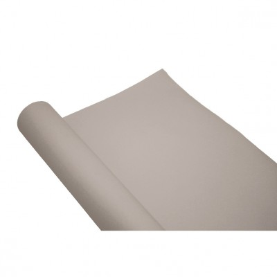 chemin de table uni gris perle