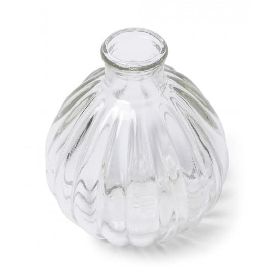 Vase boule rétro