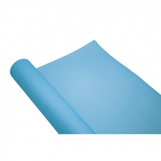 chemin de table bleu ciel
