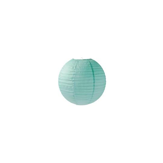 Boule japonaise menthe à l'eau Ø 35 cm.