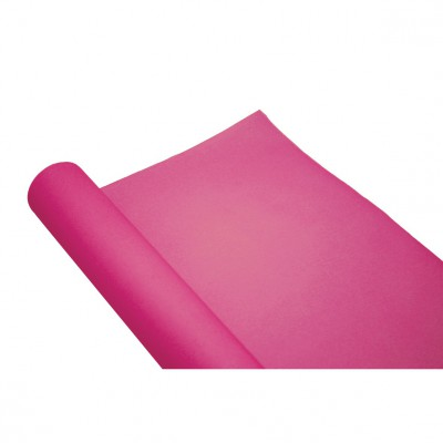 chemin de table fuchsia