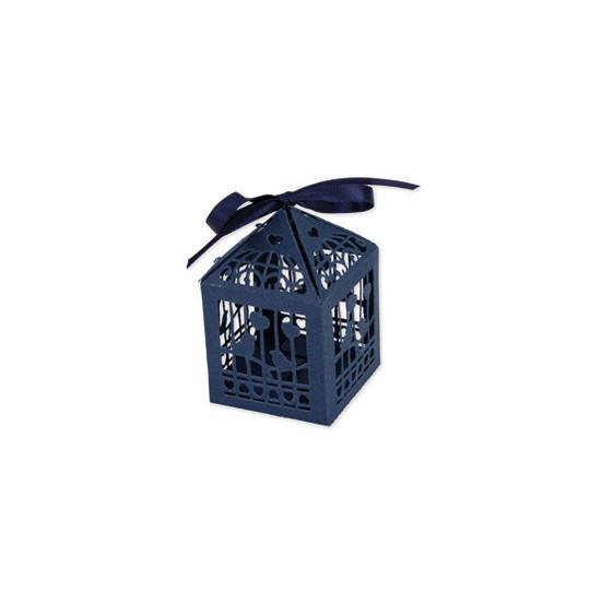 Adorable contenant cage à oiseaux