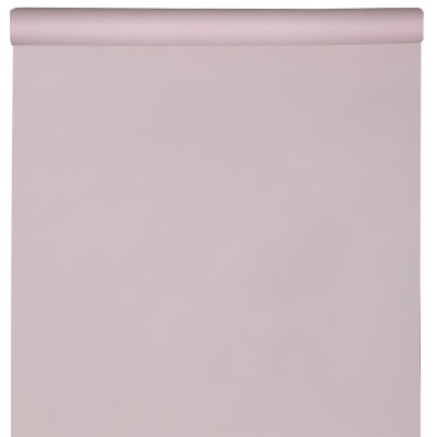 Nappe rose tendre rouleau 10m jetable