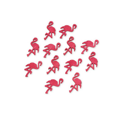 12 Jolis Flamants Roses