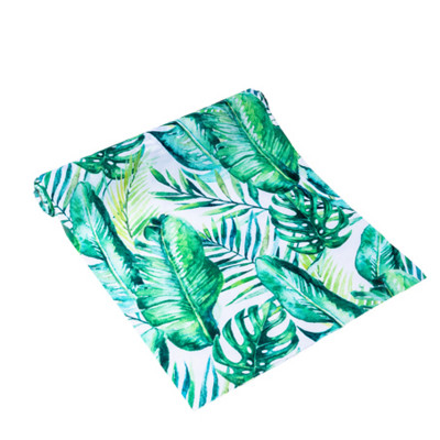 Chemin de table Feuilles Tropicales