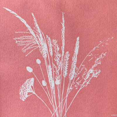 Serviettes jetables Paviot Pink bouquet