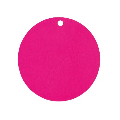 Marque place rond fuchsia.