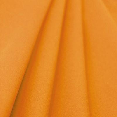 Nappe mandarine ronde jetable